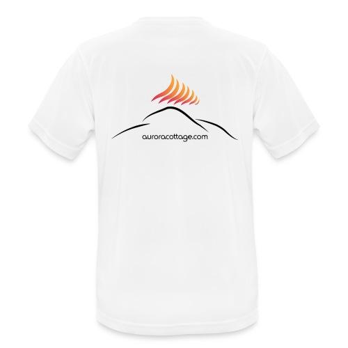 auroracottage.com - Männer T-Shirt atmungsaktiv