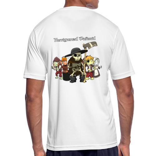 Kontadennoù ha mojennoù ar Marv - T-shirt respirant Homme