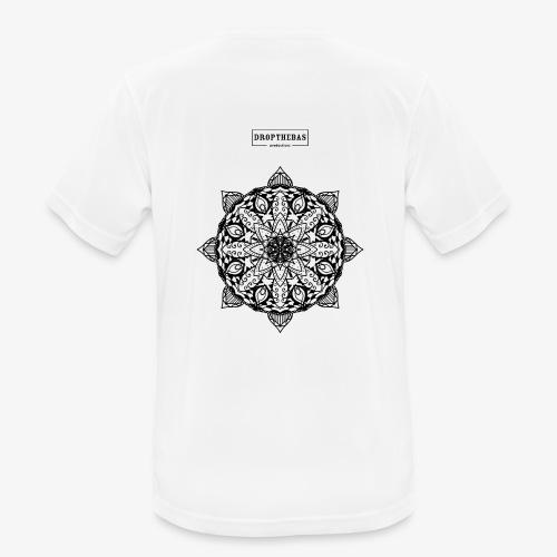 mandala - Mannen T-shirt ademend actief