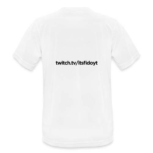 Fido - Twitch Link - Herre T-shirt svedtransporterende