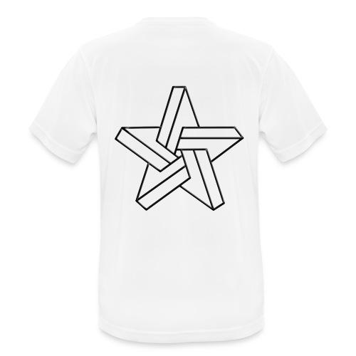 IMPOSSIBLE - Männer T-Shirt atmungsaktiv