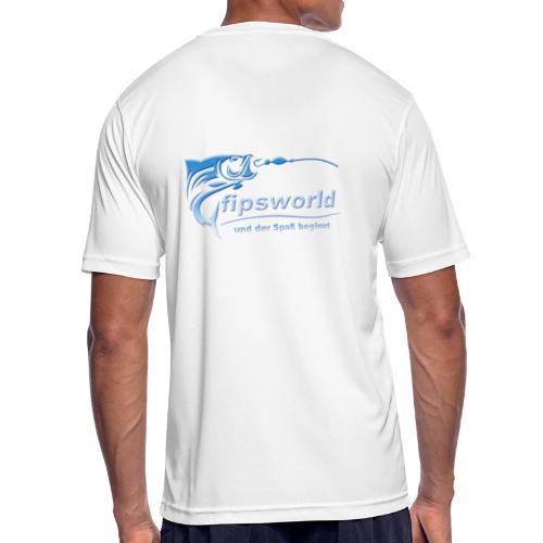 fipsworld - Männer T-Shirt atmungsaktiv