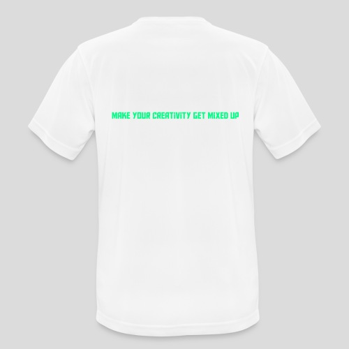 Get Mixed Up - Men's Breathable T-Shirt