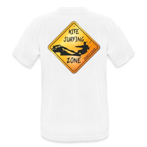 KITESURFING ZONE OUEST CÔTE - T-shirt respirant Homme