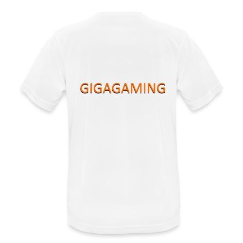 GIGAGAMING - Herre T-shirt svedtransporterende