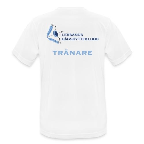Tränartröja - Andningsaktiv T-shirt herr