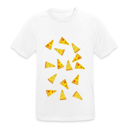 Pizza is Bae - Männer T-Shirt atmungsaktiv