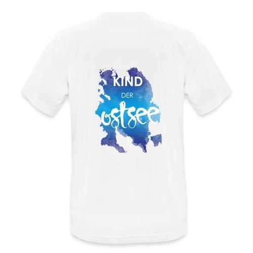 Kind der Ostsee - Männer T-Shirt atmungsaktiv
