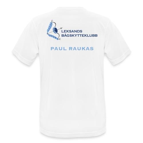 paul - Andningsaktiv T-shirt herr