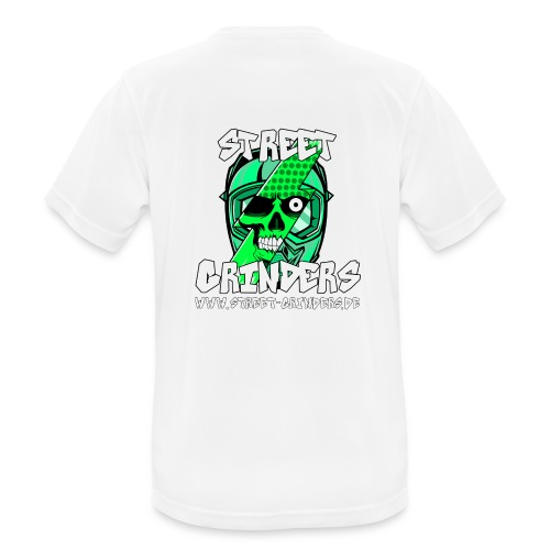 Street Grinders Merch Grün - Männer T-Shirt atmungsaktiv