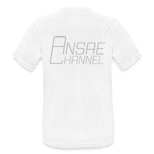Ansae Channel - Andningsaktiv T-shirt herr