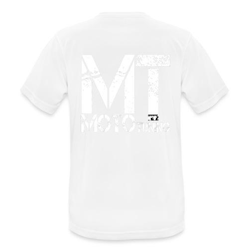 MotoTuning Logo - Men's Breathable T-Shirt