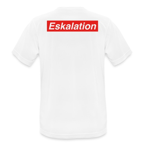 Eskalation - Männer T-Shirt atmungsaktiv