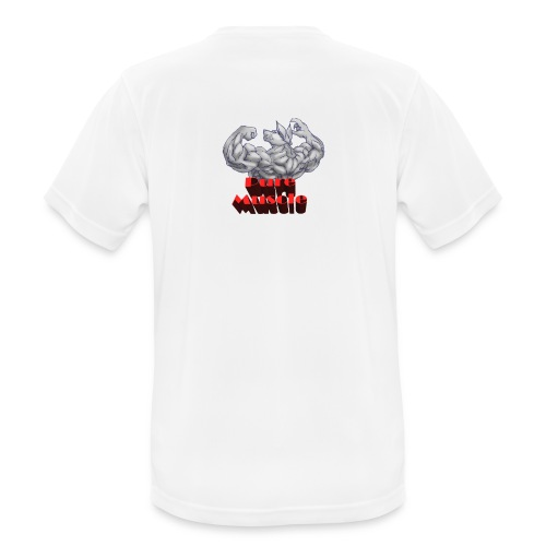 Pure Muscle BestFitness - Camiseta hombre transpirable