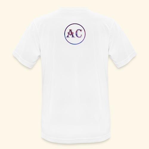 Nombre AC - Camiseta hombre transpirable