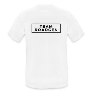 TEAM ROADGEN - Männer T-Shirt atmungsaktiv
