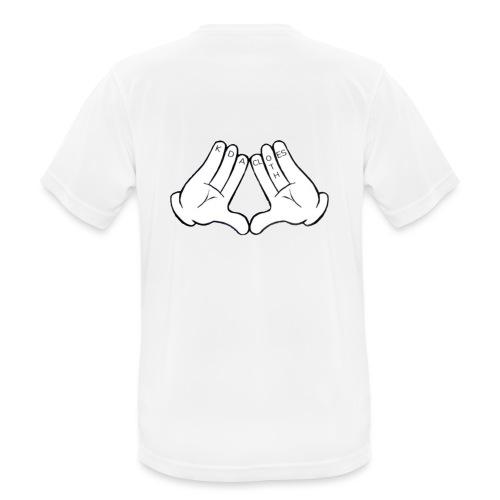 KDA logo chemise 1er - T-shirt respirant Homme