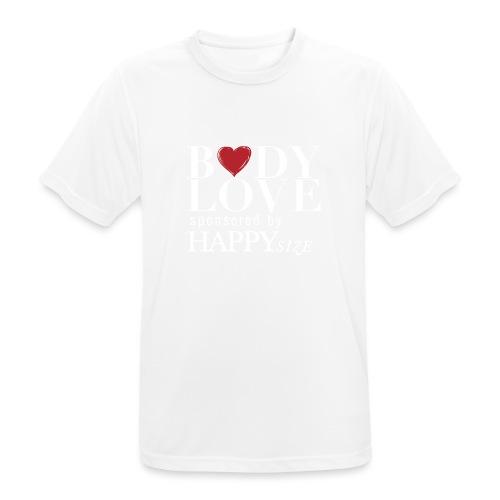 bodylove sponsered by HS - Männer T-Shirt atmungsaktiv