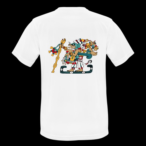 Reisender - Männer T-Shirt atmungsaktiv