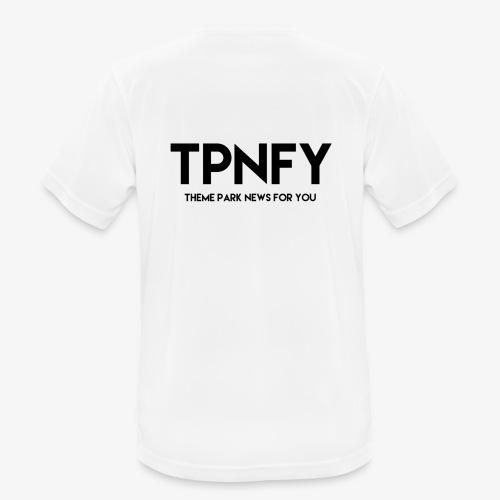TPNFY - Men's Breathable T-Shirt