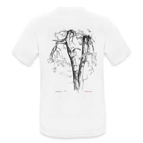 Halaus, Hug - miesten tekninen t-paita