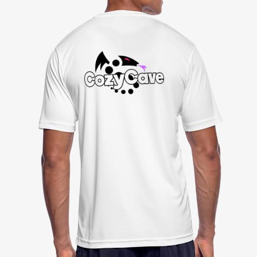 CozyCave Connected - Herre T-shirt svedtransporterende