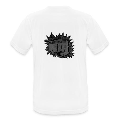 RENNSTETTER - Männer T-Shirt atmungsaktiv