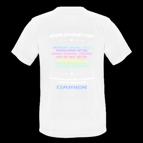 Meine Hobbys - Männer T-Shirt atmungsaktiv