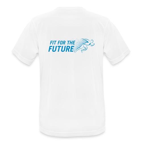 FFTF logo - Männer T-Shirt atmungsaktiv