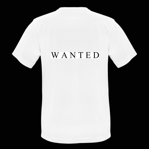 Wanted ecrit - T-shirt respirant Homme