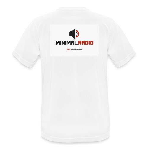 Kleber - Männer T-Shirt atmungsaktiv