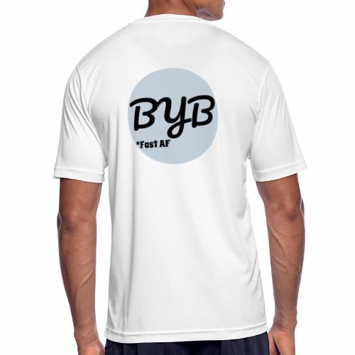 Bend your Bike LOGO - T-shirt respirant Homme