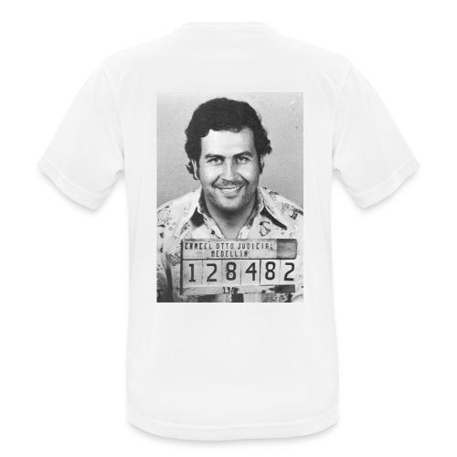 Pablo Escobar Mug - Männer T-Shirt atmungsaktiv