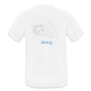 Go Diving - T-shirt respirant Homme