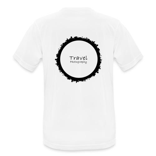 Reisefotografie - Travel Photography Design - Männer T-Shirt atmungsaktiv