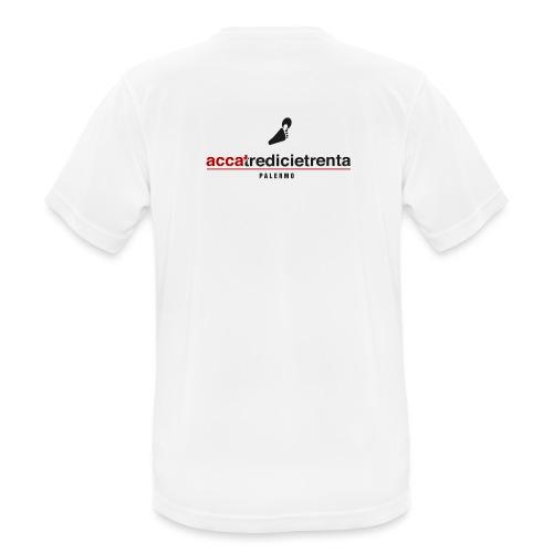 H13 30 fondo chiaro - Maglietta da uomo traspirante