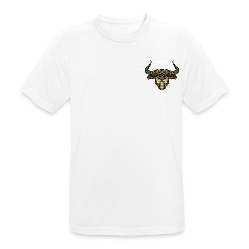 Taurus Moon Dark - Men's Breathable T-Shirt
