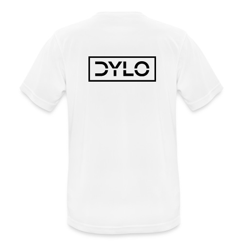 DYLO Logo - Men's Breathable T-Shirt