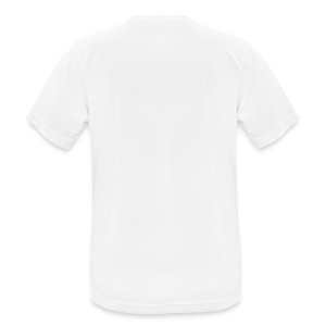 All White - Men's Breathable T-Shirt
