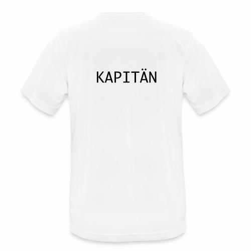 Kapitän - Männer T-Shirt atmungsaktiv