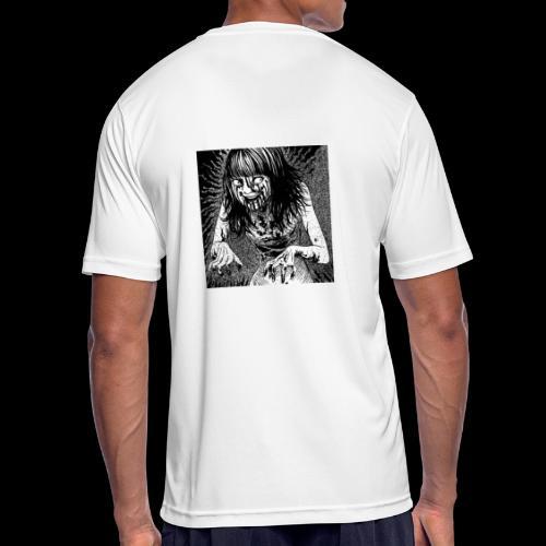 Hell 地獄 - Mannen T-shirt ademend actief