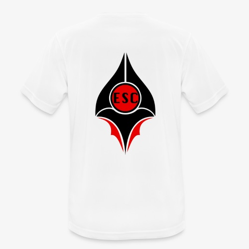 ESC | E-SPORT COMMUNITY - Männer T-Shirt atmungsaktiv