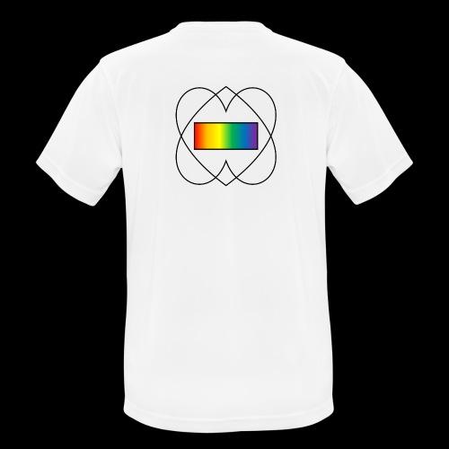 LVE FRVR - Men's Breathable T-Shirt