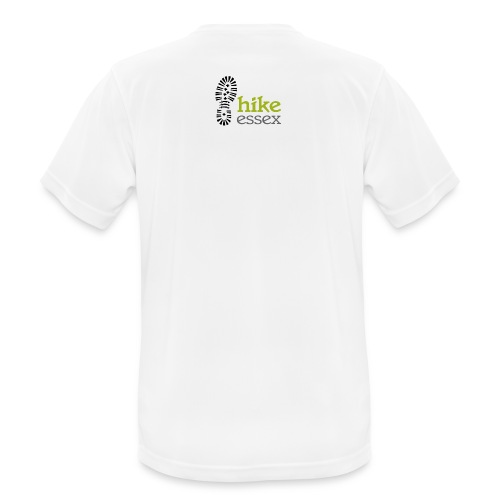 Hike Essex Logo - Men's Breathable T-Shirt
