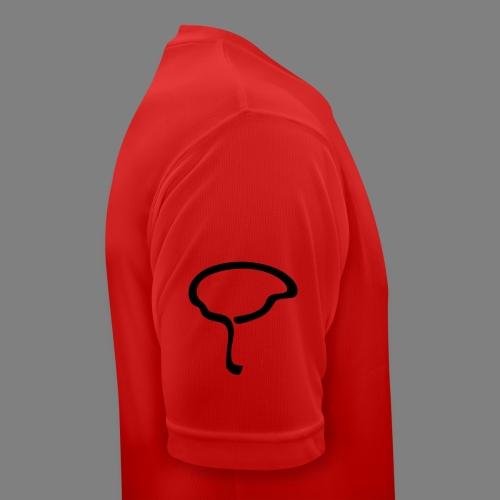 MBS_Logo_Version_1 - Männer T-Shirt atmungsaktiv