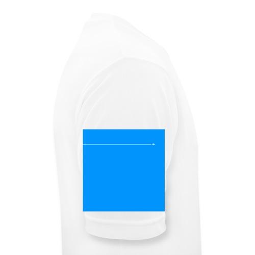 sklyline blue version - T-shirt respirant Homme