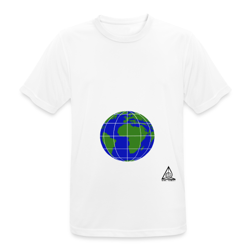 LoGo - Men's Breathable T-Shirt