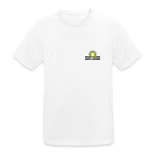 T shirt historique Planet T - T-shirt respirant Homme