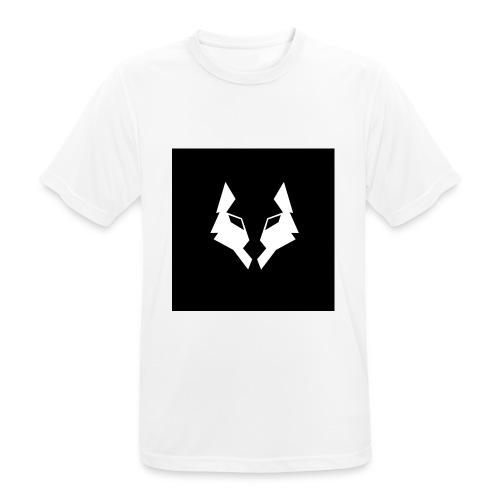 La Meute Big Logo - T-shirt respirant Homme