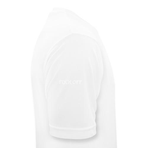 FUCK OFF II - Männer T-Shirt atmungsaktiv